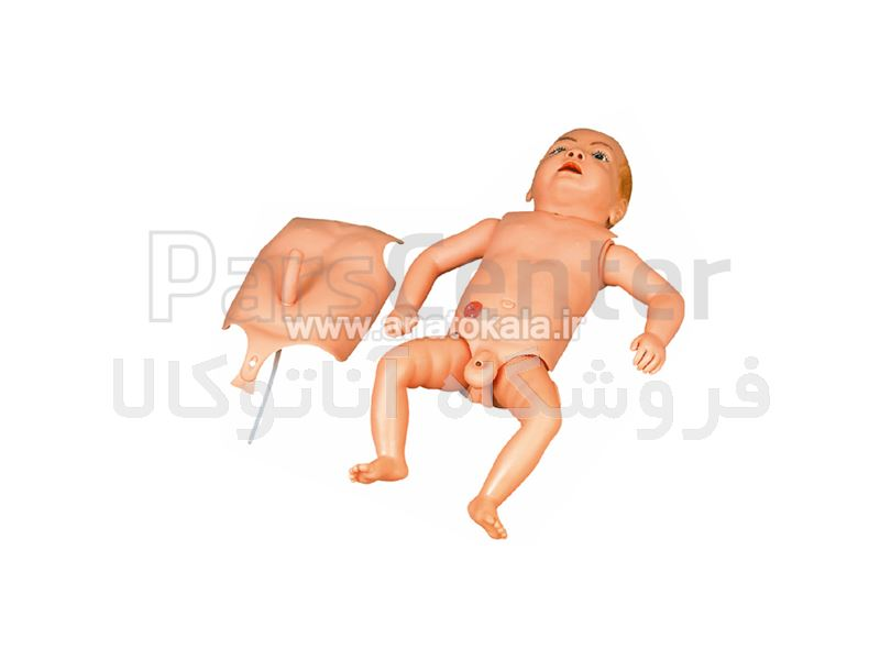 مانکن پرستاری کودک GD/H130