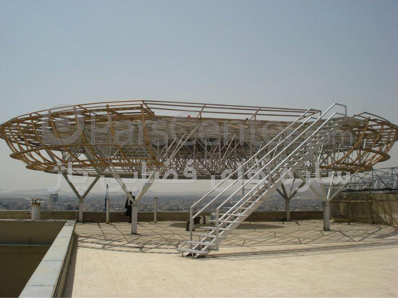 سازه های فضاکار - محصولات سازه های پیش ساخته در پارس سنترسازه های فضاکار · سازه های فضاکار ...