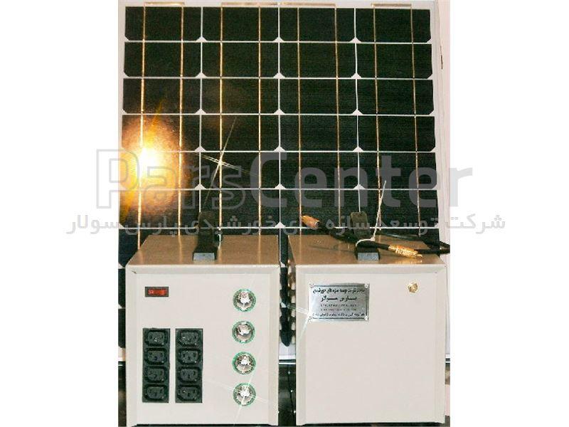 مولد برق خورشیدی پارس سهند