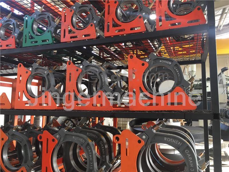 plastic pipe welding machine(250 mm)