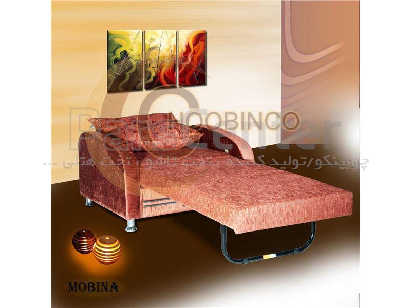 مبلمان تختخوابشوی کمجای چوبینکو مدل k38