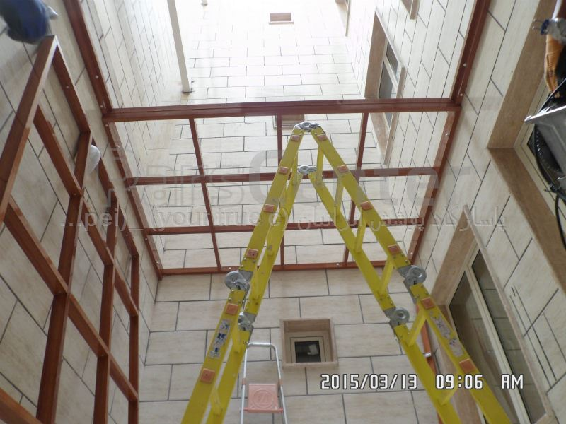 (Patio Roof) سقف پاسیو متحرک  587