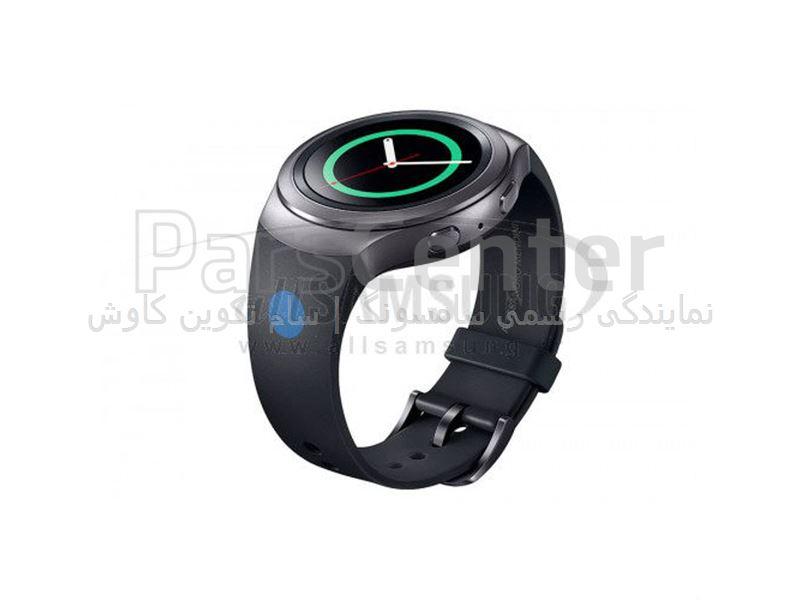Samsung Gear S2 Band mendini Black بند ساعت مشکی گییر اس 2 سامسونگ