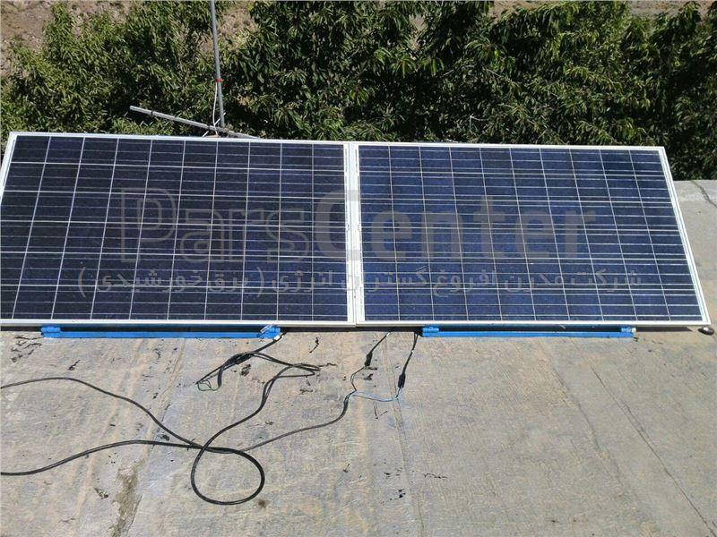 برق خورشیدی 500 وات