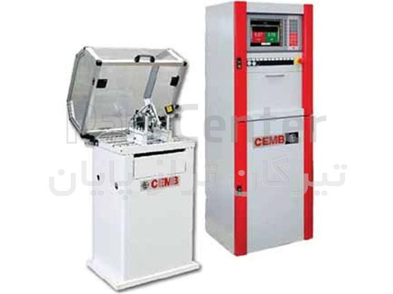 بالانس صنعتی - خوابیده - افقی مدل CEMB Z5-TC