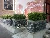 گلدان شهری فایبرگلاس/ کد 2-G122