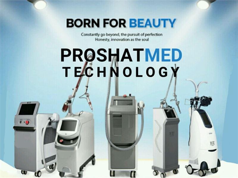 شرکت فناوری پزشکی پروشات | وارد کننده تجهیزات پزشکی و زیبایی و دستگاه لیزر دایود ، دستگاه لیزر SHR ، درماپن ، ژل ، بوتاکس ، قطعات لیزر و فلش لامپ لیزر