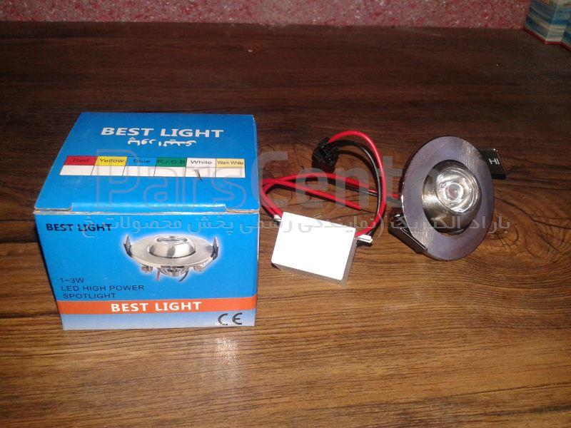 لامپ LED چشمی یک وات