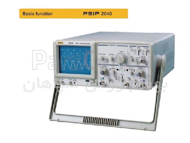 اسیلوسکوپ Oscilloscope PSIP 2040