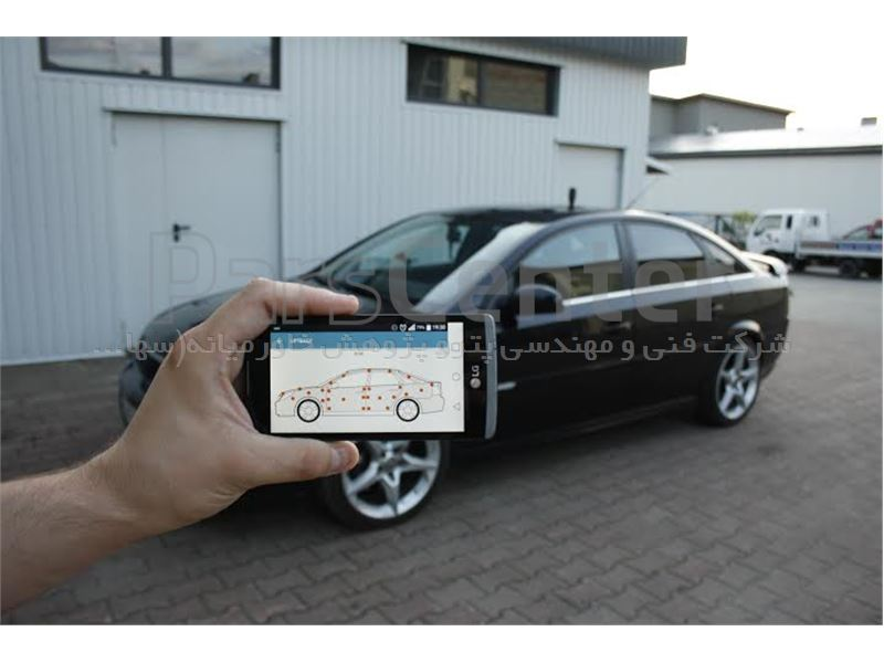 دستگاه تشخیص رنگ شدگی اتومبیل لیزری SmartPTG لهستان