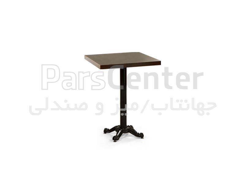 میز رستورانی مدل S4L (جهانتاب)