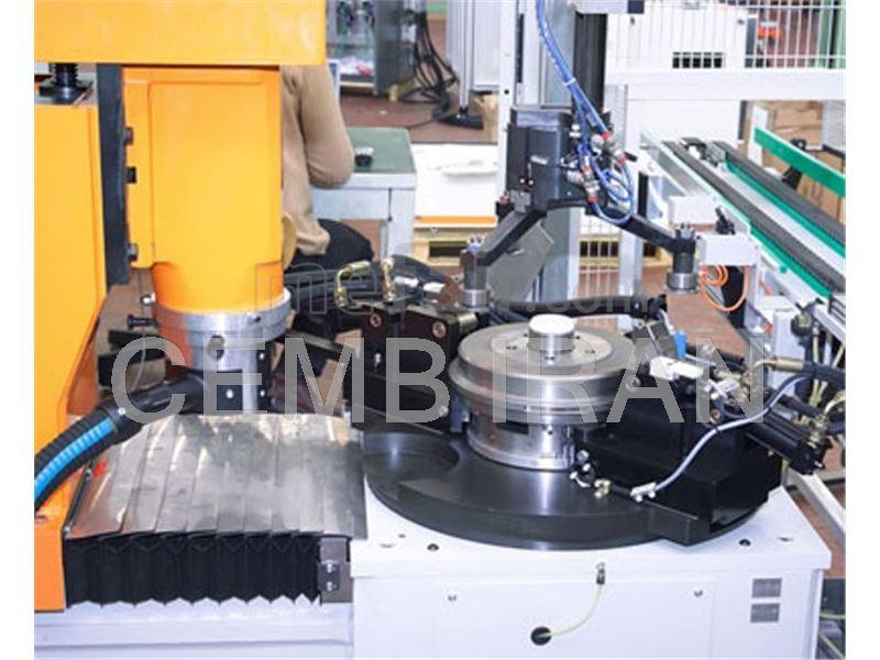 Balancing Machine for Brake Drums - CEMB