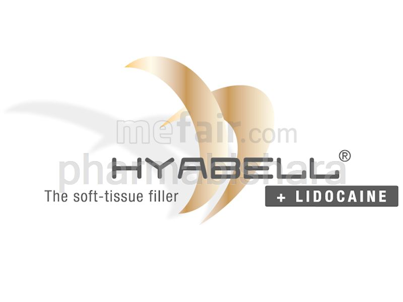 hyabelle hyaluronic acid dermal filler with lidocain