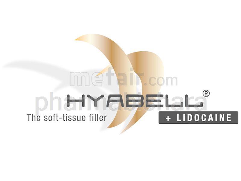 hyabelle hyaluronic acid dermal filler with lidocain