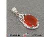 گردنبند عقیق یمنی ناب خاص زنانه _کد:۱۸۸۵۵
