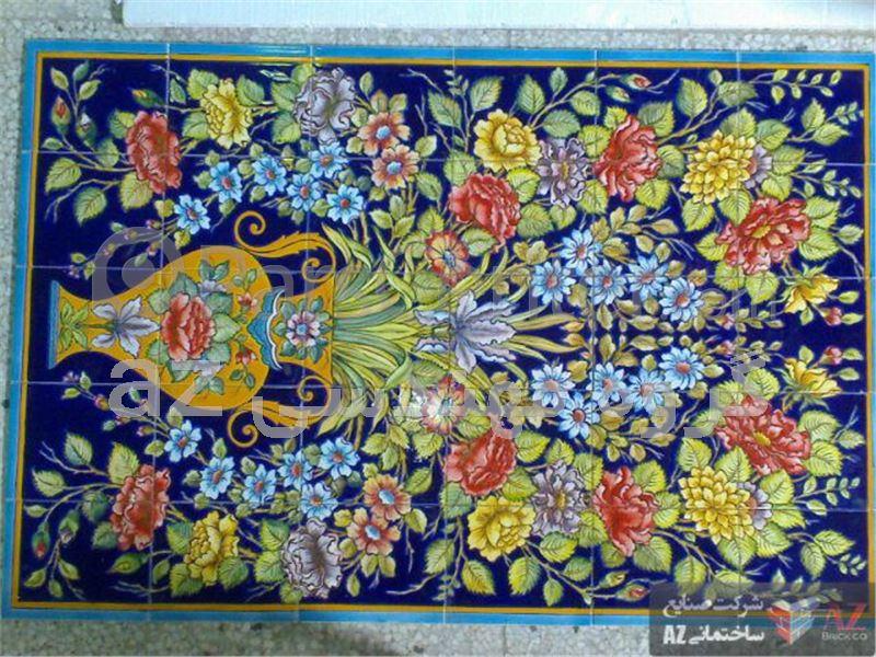 تستخدام پرستار در خلیل اباد طرح-نگارگری-ایرانی-سنتی