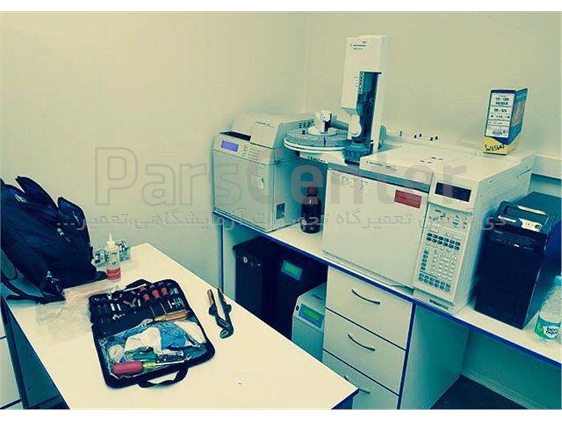 تعمیر دستگاه کروماتوگرافی