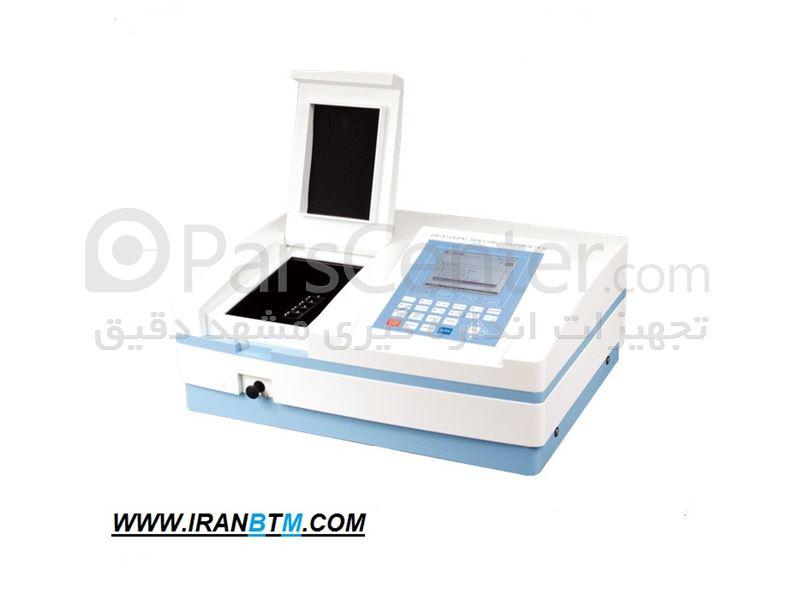 اسپکتروفتومتر چیست ؟ فتومتر ، مزولب MESU LAB  ME-UV6000