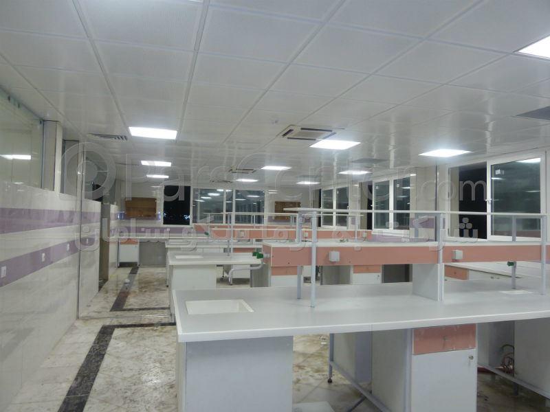 سکوی دو طرفه آزمایشگاهی به آزماسکو