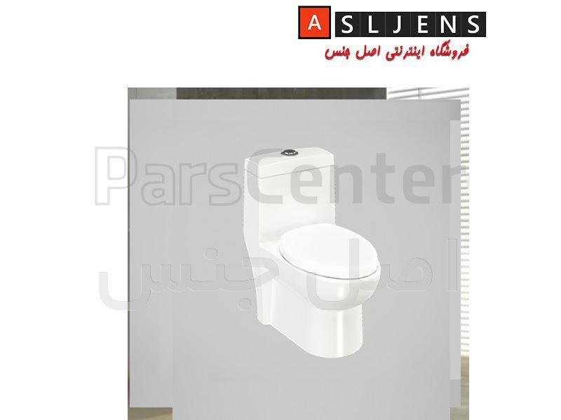 توالت فرنگی مدل کارینا چینی کرد