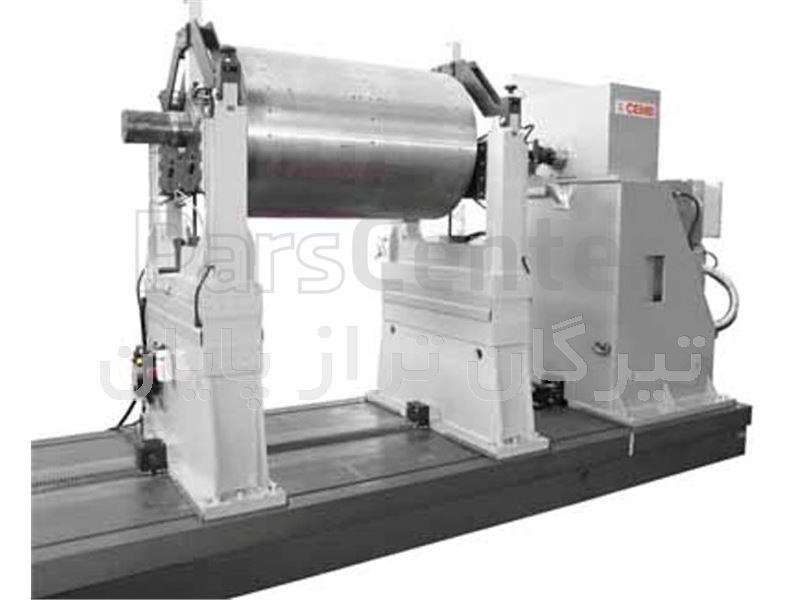 بالانس صنعتی - خوابیده - افقی مدل  CEMB Z40000-G-GV