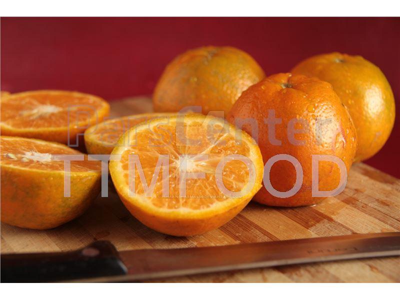 کنسانتره پرتقال ایرانی بسته بندی شده در بشکه های 265 کیلوگرمی