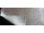Foil asbestos fabric
