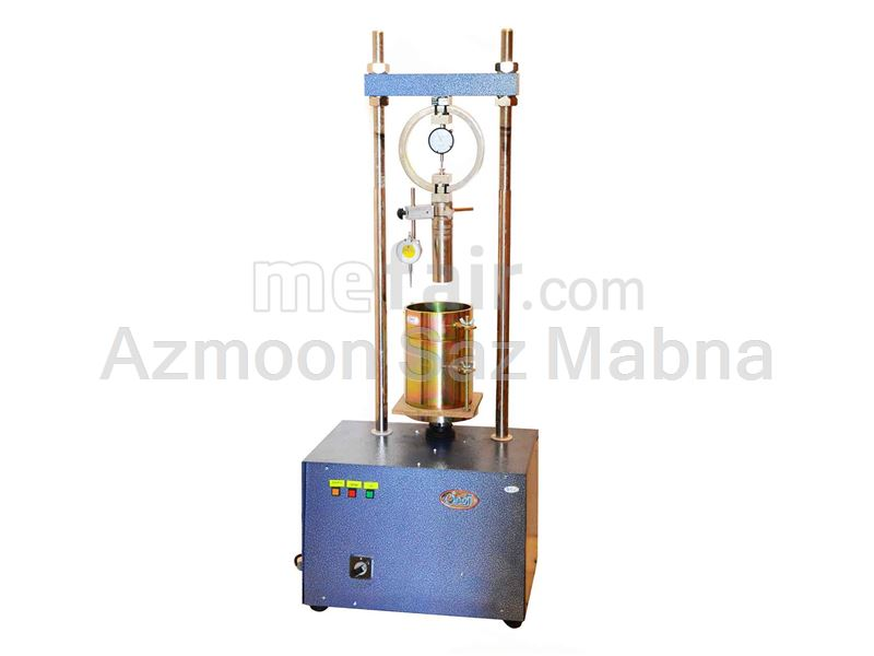 Automatic CBR-Marshall Test Machine
