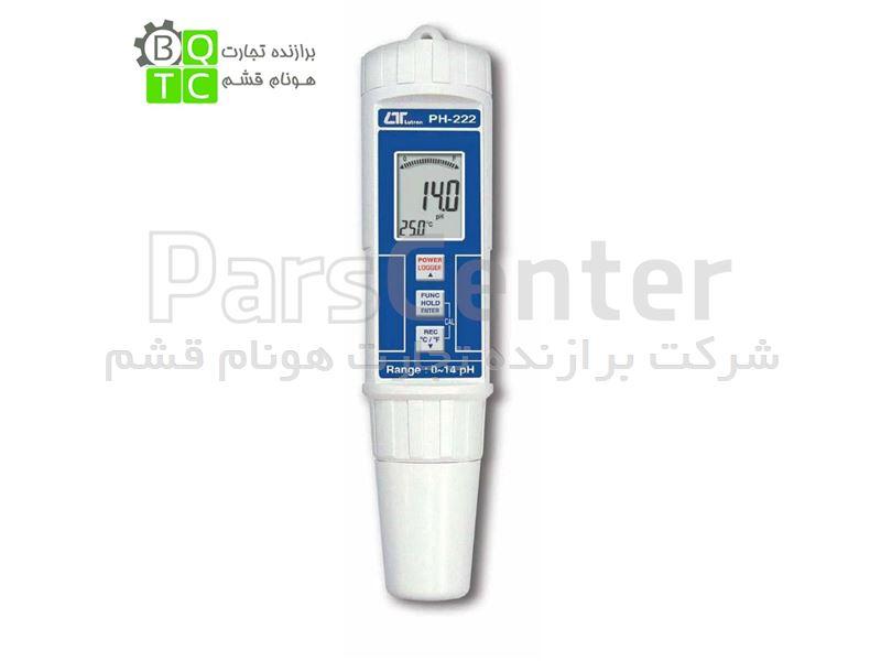 PH متر اسید سنج قلمی لوترون مدل LUTRON PH-222