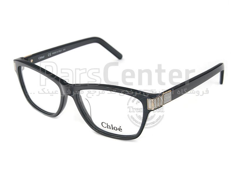 شرکت ساخت عینک آفتابی در ایران عینک طبی CHLOE کلوئه مدل 2655 رنگ 001 - محصولات عینک طبی ...