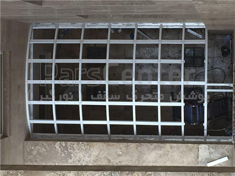 سقف پاسیو ( کرج - جهانشهر)