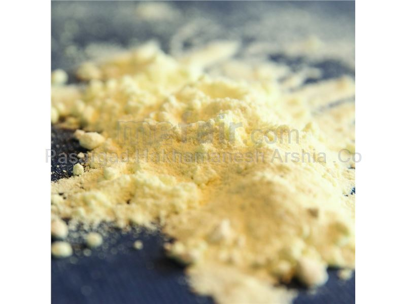 Micronesian powder sulphur