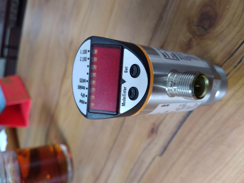 presure sensor with display