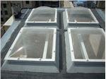 پوشش نورگیر ساختمان (نورگیر ساختمان مسکونی)