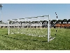 دروازه فوتبال آلومینیومی