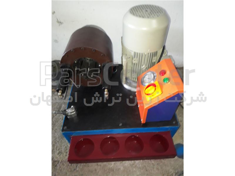 تولیدانواع دستگاه پرس شیلنگ هیدرولیک فشارقوی