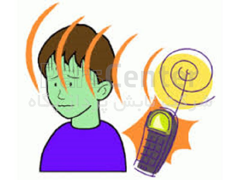 اندازه گیری امواج تلفن بیسیم در منازل و محل کار