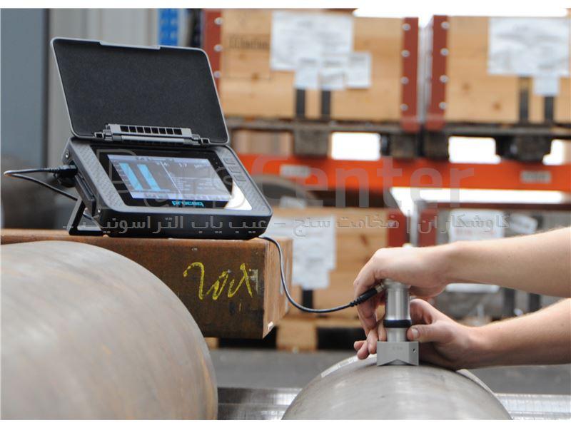 سختی سنج فلزات  550 Rockwell ساخت Proceq