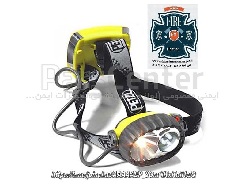 چراغ پیشانی (  DUO LED 5)