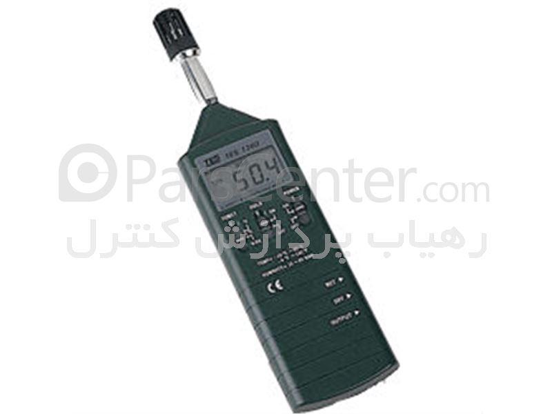 ترمو رطوبت سنج مدل TES-1360A