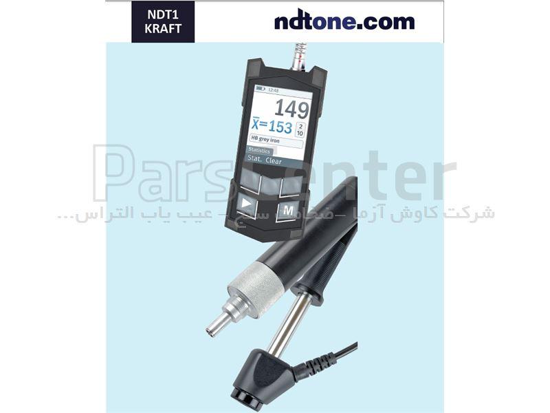 سختی سنج فلز مدل KTC ساخت کمپانی NDT Kraft چک