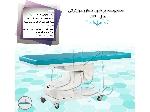 تخت مو و لیزر مدل GP1X تجهیزات پزشکی طب کاران