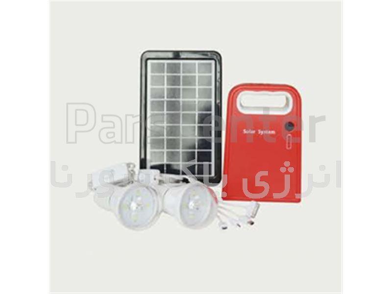 پکیج خورشیدی قابل حمل مدل SGS0603
