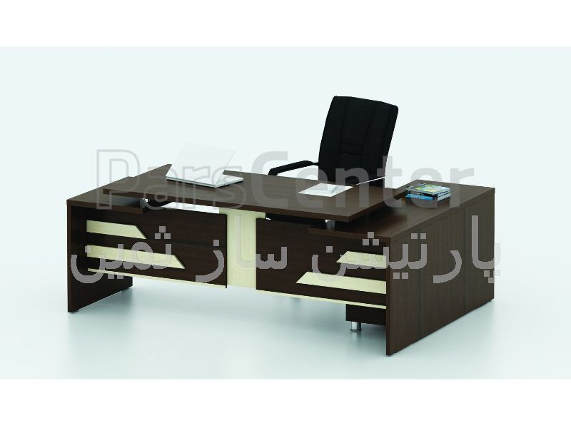 میز مدیریتی ثمین مدل 6330