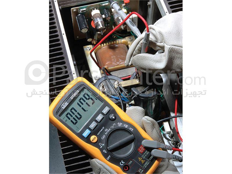 مولتی متر TRMS DT-9919