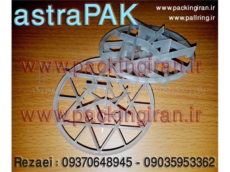 Plastic Snowflake Ring