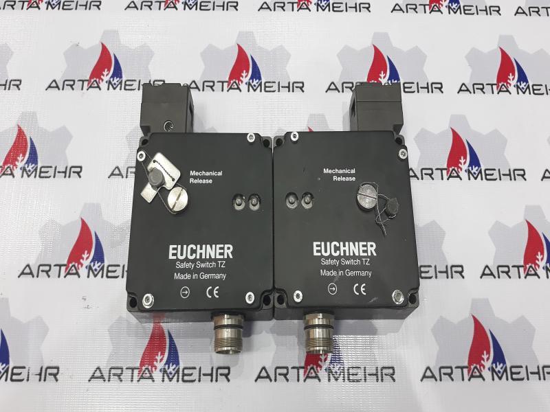 سوئیچ حفاظتی EUCHNER مدل TZ1RE024RC18VAB