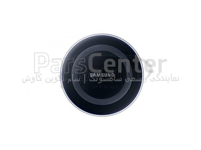 Samsung Wireless Charging Pad Black پد وایرلس شارژر مشکی سامسونگ