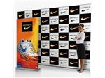 2 Metre Roll up Banner Stands