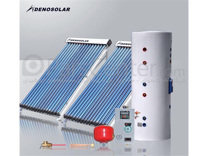 پکیج گرمایش از کف و شوفاژ دیواری خورشیدی